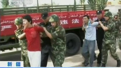 België eist dat Peking onwettig gedetineerde moslims vrijlaat