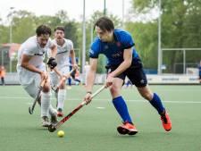 Hockeyers Breda doen ondanks gelijkspel nog mee om promotie