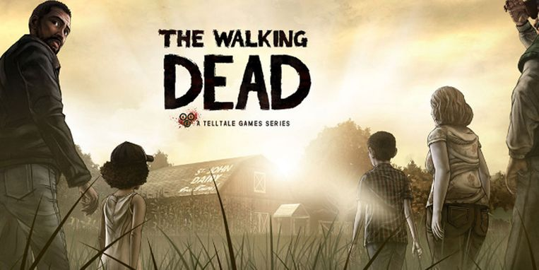 The Walking Dead Beeld