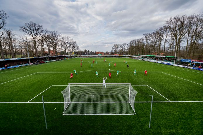 Martina is vanaf komend seizoen te bewonderen op sportpark Scholtenhagen.