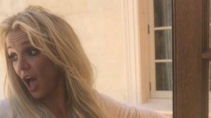 Britney Spears doet mee aan gevaarlijke trend op Instagram