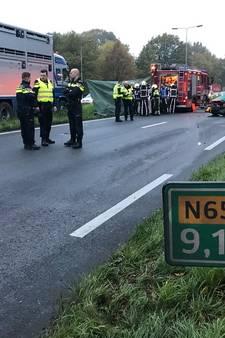 Achterhoekse trucker reed voor dodelijk ongeval mogelijk door rood