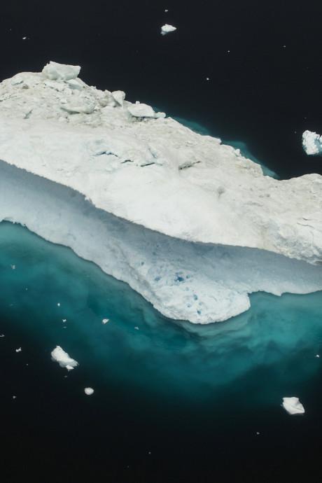 """""""Si nous continuons à ce rythme, le Groenland va fondre"""""""