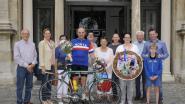 Walter fietst 5.000 keer van Schilde naar Scherpenheuvel