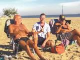 Zonaanbidders trekken naar Scheveningen voor zomerse dag