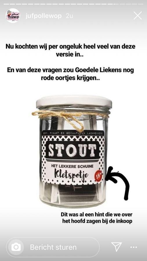 Extra pikant Kletspotje bij Juffrouw Pollewop in Dordrecht