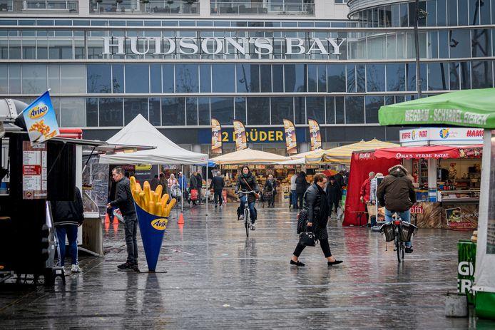 Een rustige dinsdagmarkt als voorbode voor een rustige zaterdagmarkt…?
