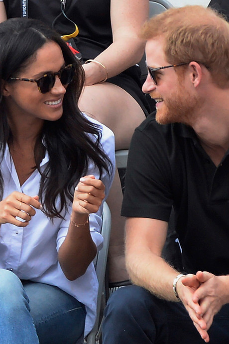 'Meghan Markle en prins Harry maken verloving snel bekend'
