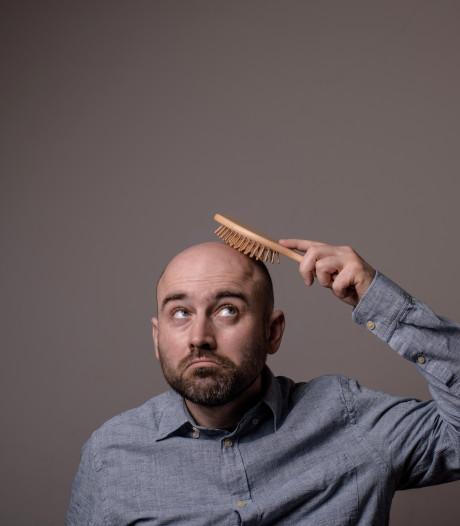 Waarom (blanke) mannen meer last hebben van haaruitval