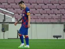 Le malaise Messi, symbole des doutes du Barça