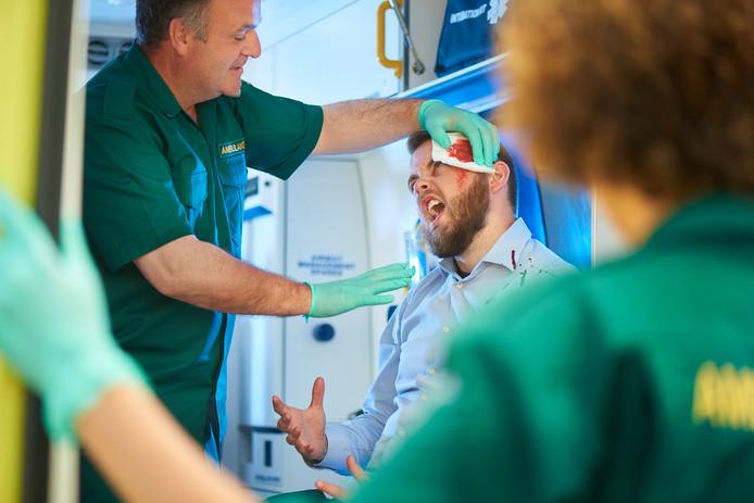 Alle ziekenhuizen in de regio Zuidoost-Brabant melden meer incidenten met agressie tegen verplegend personeel en artsen (foto ter illustratie).