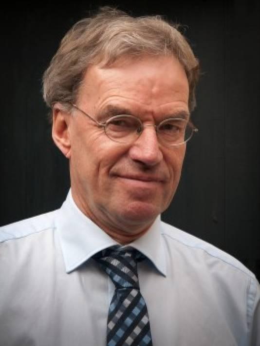 Hoogleraar Douwe Jan Elzinga.