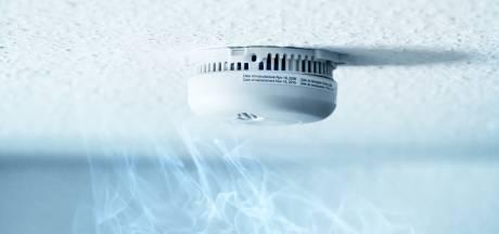 Kabinet: Verplicht een rookmelder op elke etage