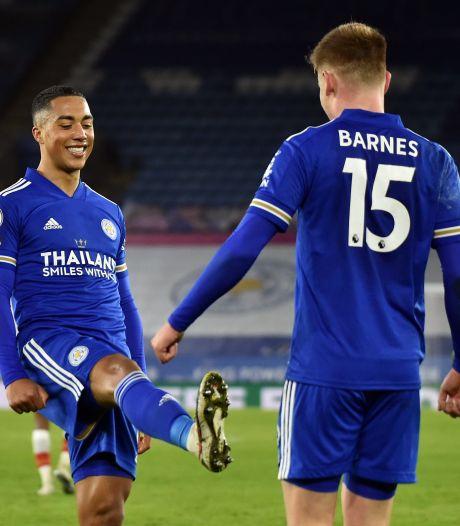 Avec Castagne et Tielemans, Leicester prend la tête de la Premier League
