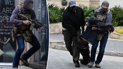 SAS-soldaat die helemaal alleen hotel in Kenia binnendrong om mensen te redden van terroristen is nationale held. Hij volgde 3 dodelijke principes