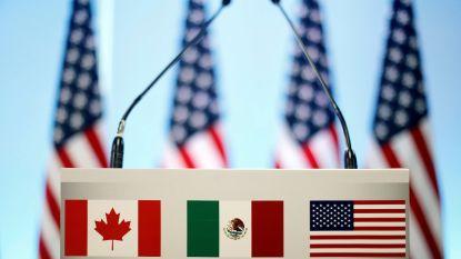 Trump overweegt NAFTA te vervangen door bilaterale deals met Canada en Mexico