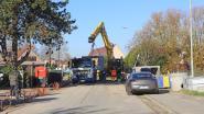 Werf Ringlaan schuift op richting Broekstraat
