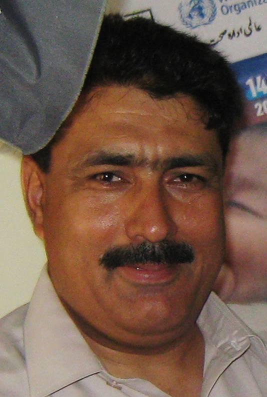 Shakeel Afridi, de arts die hielp Osama te vinden.