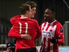 Jong PSV zonder de grootste talenten tegen NAC (video)