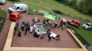 Toeristisch seizoen Heuvelland start met 'Het langste hapje ooit'
