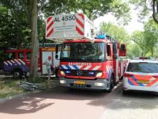 Brandweer rukt uit voor kleine woningbrand Middelburg