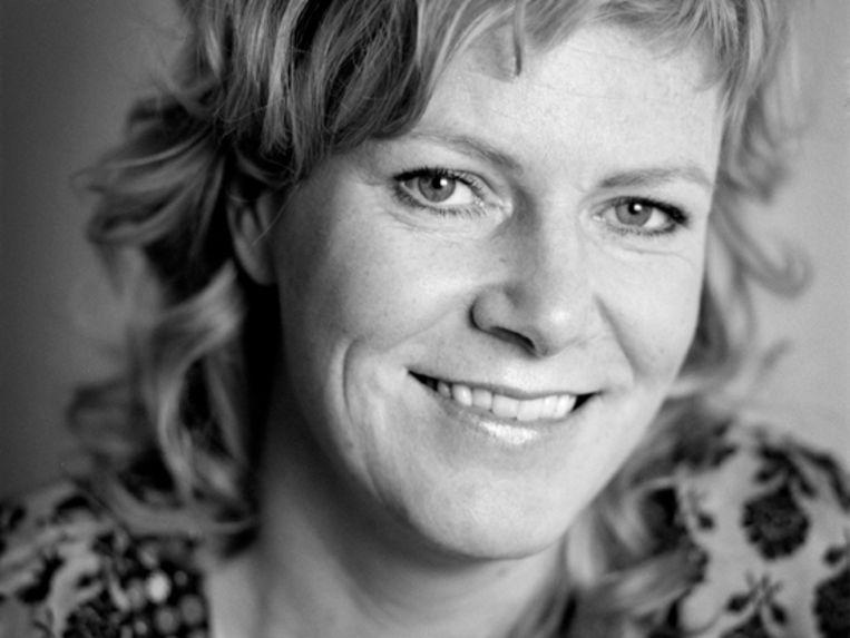 Anniek van den Brand is moeder van twee kinderen. (Merlijn Doomernik) Beeld Merlijn Doomernik