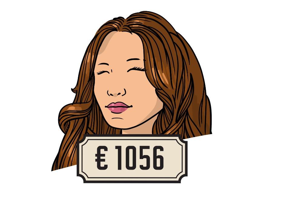 Johana zegde haar baan als secretaresse op om haar droom waar te maken. Ze wil doorbreken als Hair & Make-up Artist.