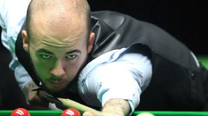 Luca Brecel kent slechte start maar  neemt toch eerste horde op het UK Championship snooker