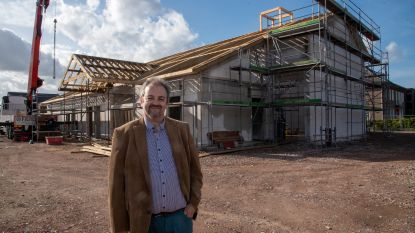 """Mormonen bouwen nieuwe kerk in Melle: """"Zoveel nieuwe leden dat ons huis in Gent te klein is geworden"""""""