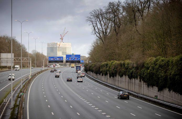 Files komen nu op de Nederlandse snelwegen nog zelden voor