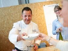 Christophe Pauly, du restaurant Le Coq aux Champs, désigné chef de l'année par Gault & Millau Belux