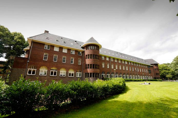 Wibeco  verhuurt kamers en appartementen in het voormalige klooster Albertinum.