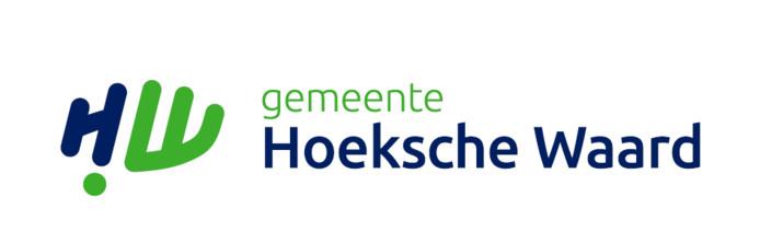 Dit is het nieuwe logo van de gemeente Hoeksche Waard