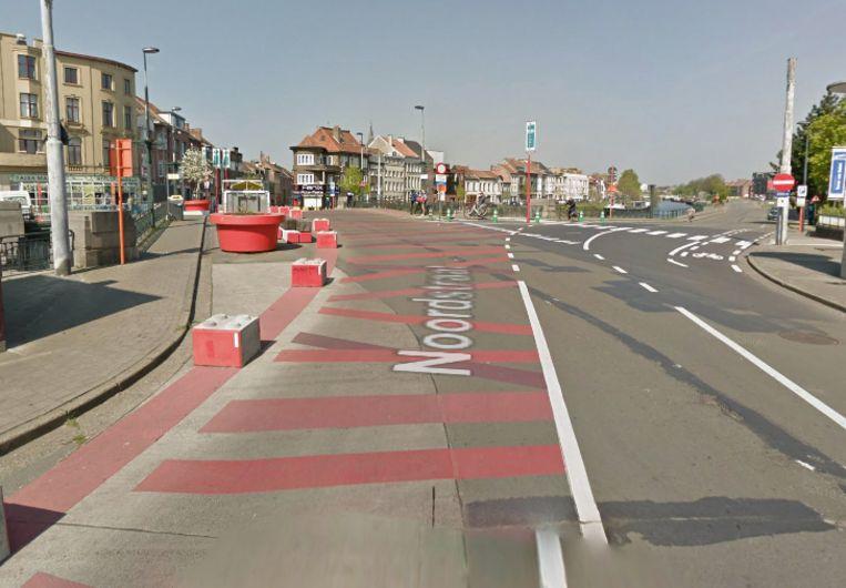 Illustratiebeeld : Noordstraat Gent