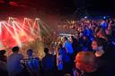 Een bomvolle zaal van poppodium Doornroosje. Joris Holter hoopt dat concerten in het najaar weer op deze manier kunnen.