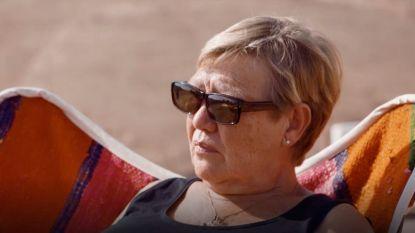"""Mama van Hilde De Baerdemaeker krijgt het moeilijk in de woestijn: """"Ik ga dit aan niemand kunnen vertellen"""""""