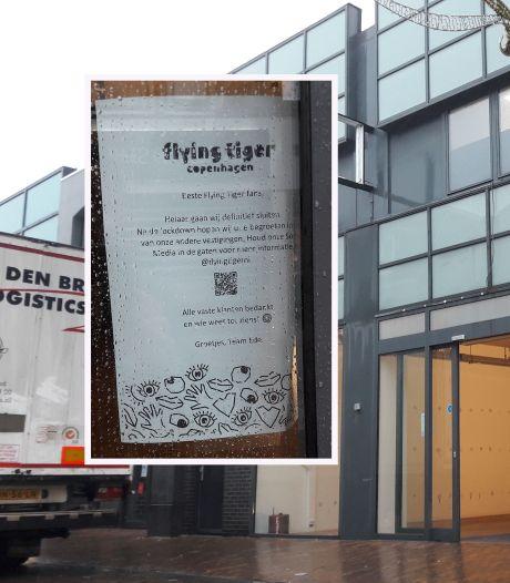 Winkelketen Flying Tiger vertrekt na vier jaar weer uit centrum van Ede