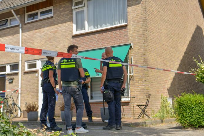 Afkomend op een melding van een vechtpartij vond de Geldropse politie vorig jaar een stevige voorraad drugs in een huis. De dealer bleek beroofd.