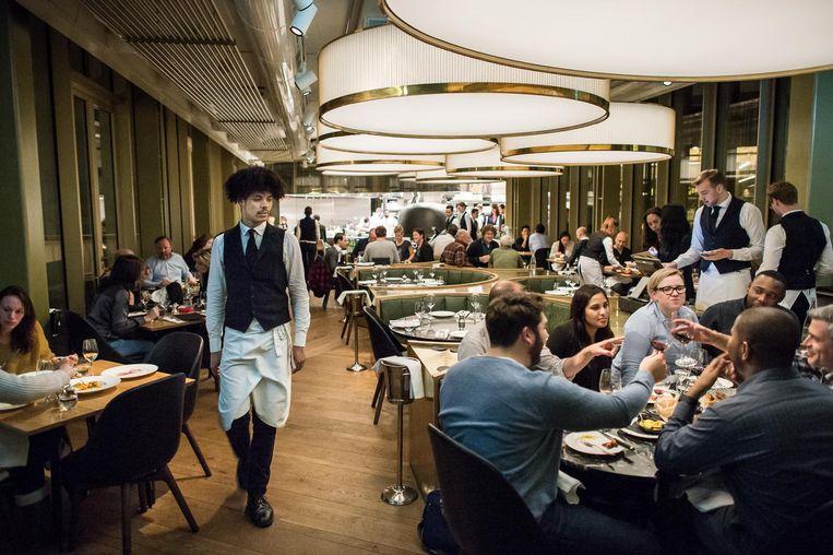 Restaurant Mr. Porter Beeld Mats van Soolingen