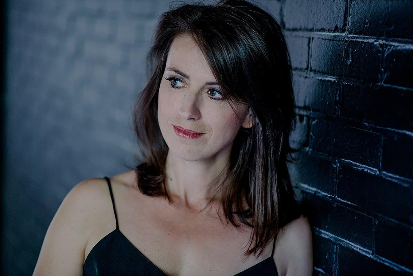 Mezzosopraan Barbara Kozelj is een van de vocalisten bij het concert met verloren gewaande hofopera's.