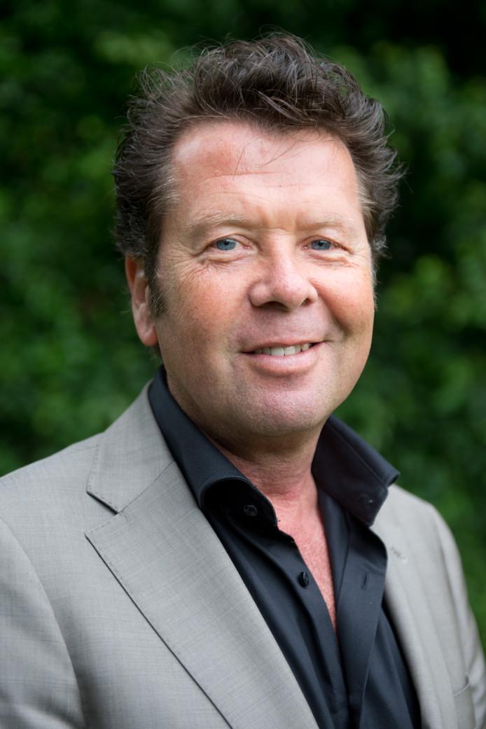 Wethouder Titus Burgers (PvdA) van Wijchen.