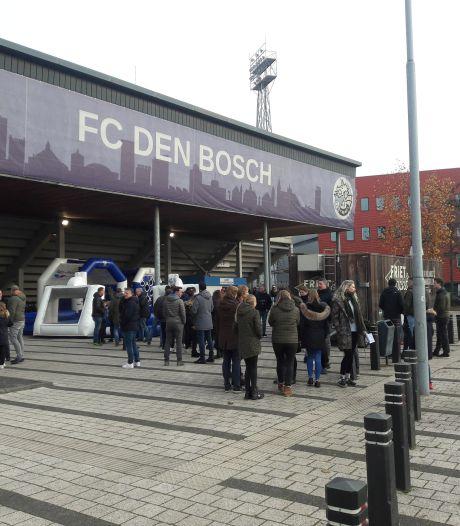 Overname is uiteindelijk enige redmiddel voor FC Den Bosch