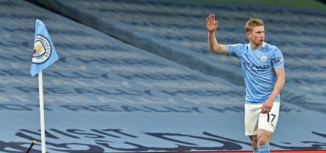 Kevin De Bruyne dans le onze UEFA de l'année