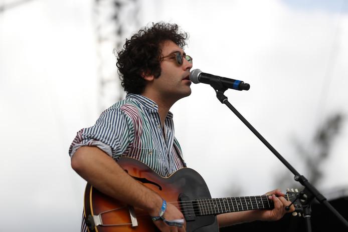 Leadzanger Miles Michaud van Allah-Las.