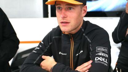 Onze F1-watcher in Oostenrijk ziet Vandoorne smakelijk lachen wanneer jonge journalist vraagt of Alonso hem soms raad geeft, het antwoord zegt veel
