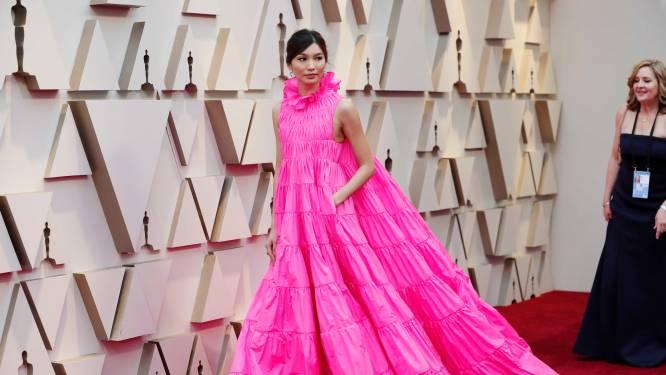 IN BEELD. De mooiste jurken op de rode loper van de Oscars