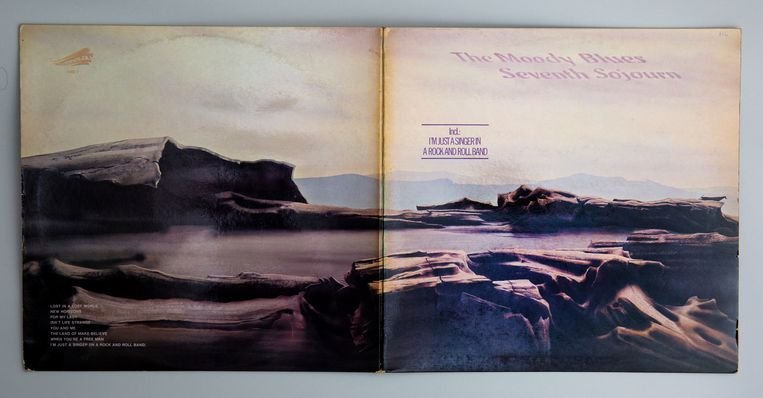 The Moody Blues: Seventh Sojourn. Beeld RV