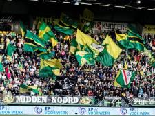 Fans willen een minuut stilte bij Vitesse- ADO voor tragisch ongeval in Oss