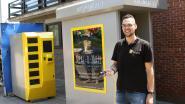 Cateraar verkoopt maaltijden voortaan via voedingsautomaat