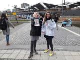 Hongaars onderonsje van GroenLinks en Partij voor de Dieren op het station in Tilburg